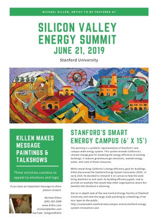 FLYER Stanford Smart Campus for SVES